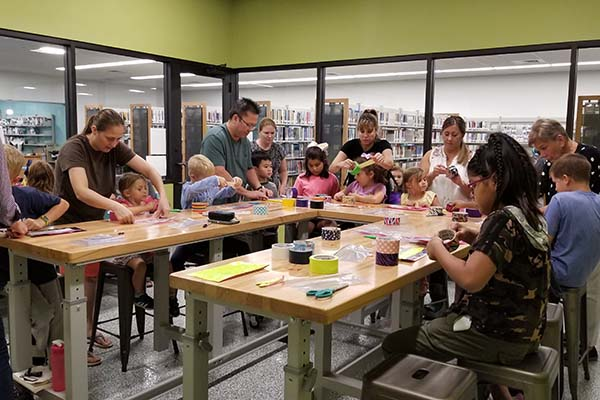 Makerspace at Southwest